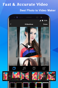 screenshot of Photo + Music = Video version 1.7
