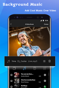 screenshot of Photo + Music = Video version 1.13