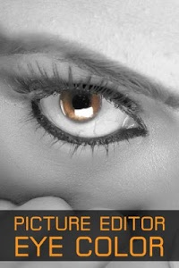 screenshot of Picture Editor Eye Color version 1.0