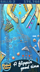 screenshot of Pinball Deluxe: Reloaded version Varies with device