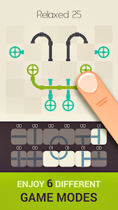 screenshot of Pipes & Loops: Logic Puzzles version 1.1.2.4