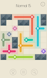 screenshot of Linedoku - Addictive Puzzles version 1.6.2