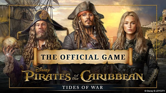 screenshot of Pirates of the Caribbean: ToW version 1.0.96