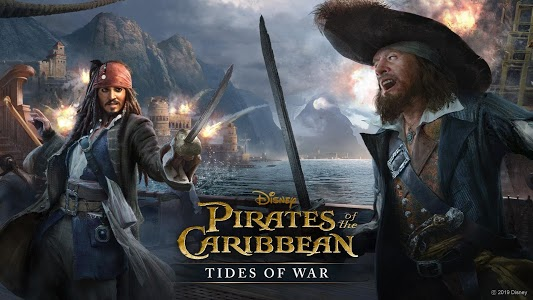 screenshot of Pirates of the Caribbean: ToW version 1.0.99