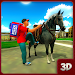 Download Pizza Horse Delivery Boy:Bakery Delivery games 1.1.0 APK