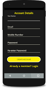 screenshot of Platinum Mobile Loans version 1.1