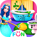 Princess Home Cleaning – House Clean Games