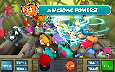 screenshot of Prize Claw 2 version 2.1