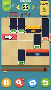 screenshot of Push Sushi version 1.0.13