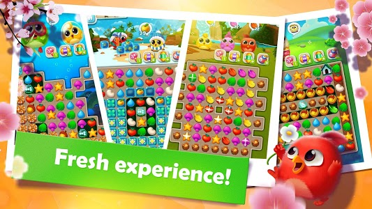 screenshot of Puzzle Wings: match 3 games version 1.5.3