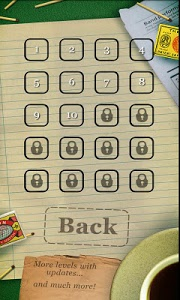 screenshot of Puzzles with Matches version 2.0.7