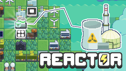 screenshot of Reactor - Idle Tycoon. Energy Business Manager. version 1.60.103