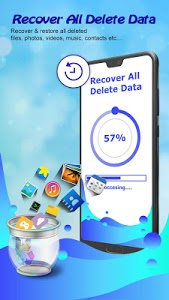 screenshot of Recover Delete All Files, Photo, Video, Contacts version 1.4