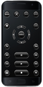 screenshot of Remote control for TV version 12.0