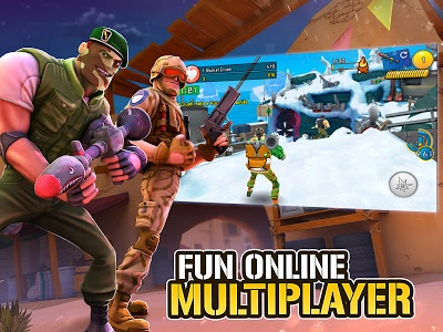 screenshot of Respawnables - FPS Special Forces version 7.2.0
