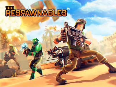screenshot of Respawnables - FPS Special Forces version 7.7.0