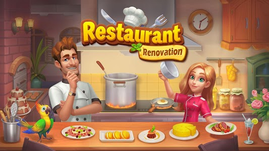 screenshot of Restaurant Renovation version 1.9.0