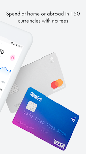 screenshot of Revolut - Better than your bank version Varies with device