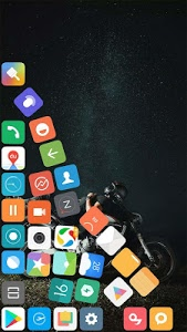 screenshot of Rolling icons - App and photo icons version 1.7.5