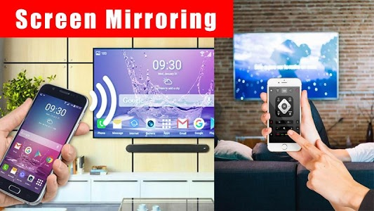 screenshot of Screen Mirror to Smart Tv Mirroring version 2.0