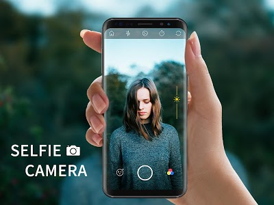 screenshot of Selfie Camera - Beauty Camera & AR Stickers version 1.2.5