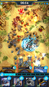 screenshot of SIEGE: Titan Wars version 0.34.81