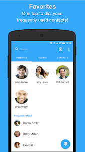 screenshot of Dialer, Phone, Call Block & Contacts by Simpler version Varies with device
