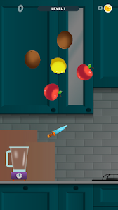 screenshot of Slicer Fruits Mania 2019 version 1.0