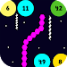 Slither vs Circles: All in One Arcade Games