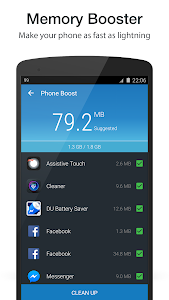 screenshot of 360 Cleaner - Speed Booster & Cleaner Free version 2.5