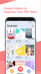 screenshot of Smart Scan – PDF Scanner, Free files Scanning version 1.9.1