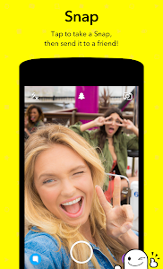 screenshot of Snapchat version 9.42.3.0