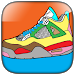 Download Sneakers Coloring Book - Shoes Coloring 2.0.0 APK