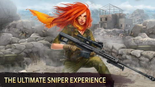 screenshot of Sniper Arena: PvP Army Shooter version 1.0.4