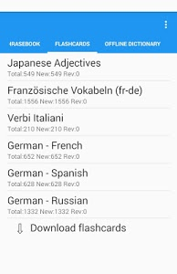 screenshot of Spanish English Translator version 7.4.9
