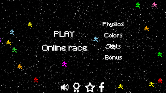 screenshot of Speed Run 2 version 1.10