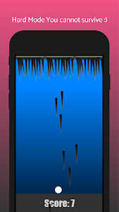 screenshot of Spikey Trap - Dodge the spikes version 1.0.2