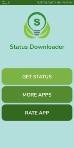 screenshot of Status Downloader for WhatsApp: save friend status version 1.0.4