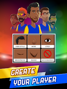 screenshot of Stick Cricket Super League version 1.4.4