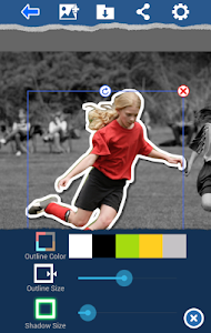 screenshot of StickIt! - Photo Sticker Maker version Varies with device