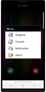 screenshot of Super Loud Ringtones version Varies with device