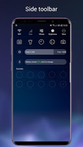 screenshot of Super S9 Launcher for Galaxy S9/S8 launcher version 1.6
