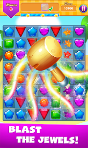 screenshot of Sweet Candy - Match 3 Free version 1.0
