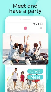 screenshot of Sweet Chat -Free Chat Online, Make Friends version 2.11.250