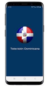 screenshot of TV RD - Dominican Television version 3.4