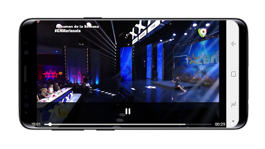 screenshot of TV RD - Dominican Television version 3.0