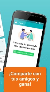 screenshot of Tala - Préstamos de dinero version 7.48.0