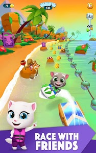 screenshot of Talking Tom Jetski 2 version 1.3.5.220