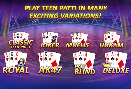 screenshot of Teen Patti Gold - TPG version 3.55