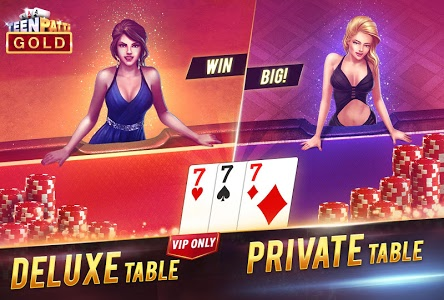 screenshot of Teen Patti Gold version Varies with device